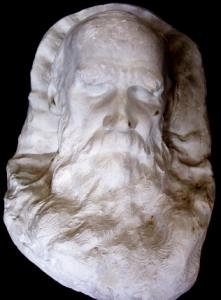 Tolstoy death mask