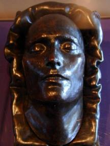 napoleon death mask